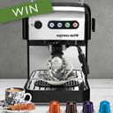 Win an Espresso Set from Burleigh Pottery!