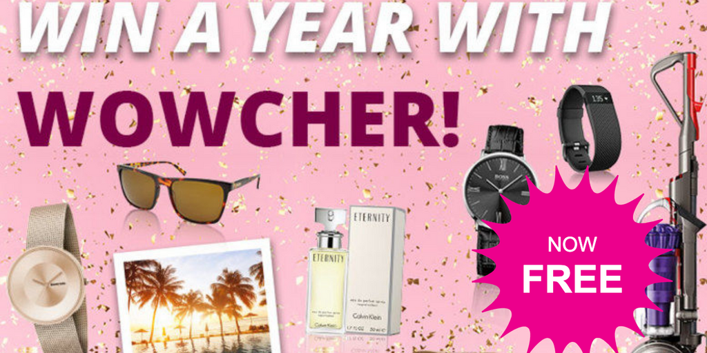 Win a Year of Wowchers!