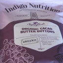Win A packet of Organic Cacao Butter Buttons