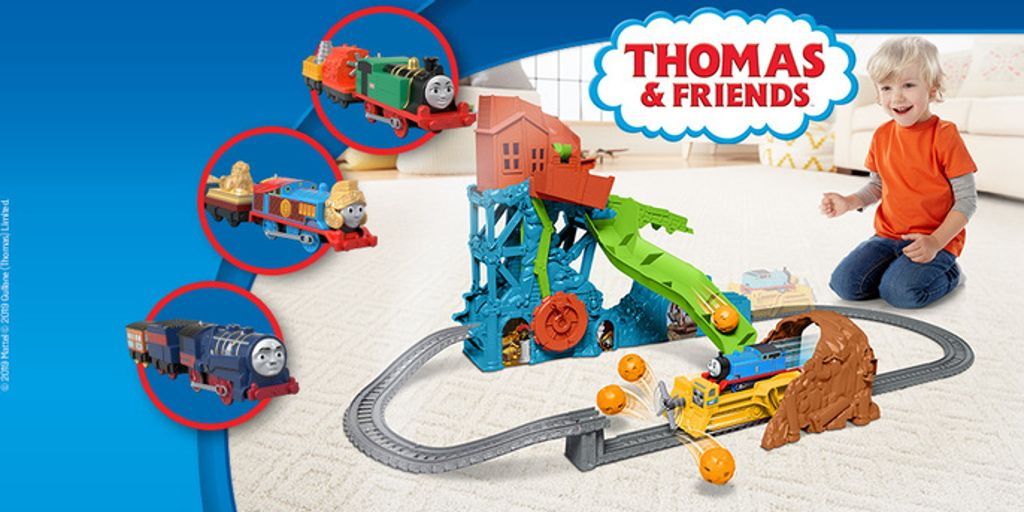 Win Thomas and Friends prizes!