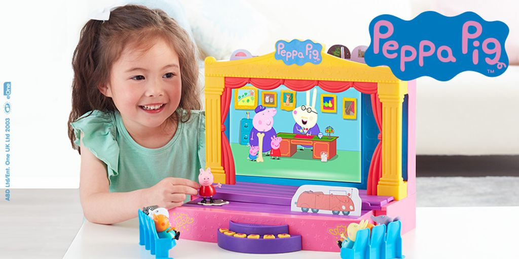 Win a Peppa Pig bundle worth over £350!