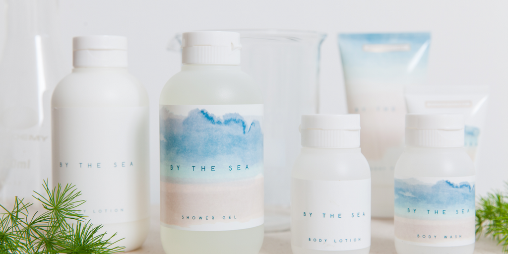 Win Heathcote & Ivory By The Sea bath and body treats!