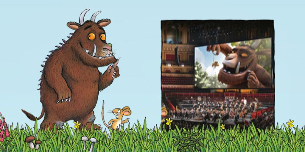 Win tickets to see The Gruffalo in concert